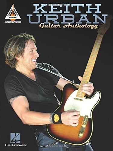 Amazon.com: Keith Urban - Guitar Anthology (0884088967246): Keith ...