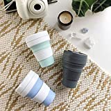 Stojo On The Go Coffee Cup | Pocket Size