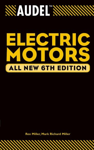 Audel Electric Motors pdf