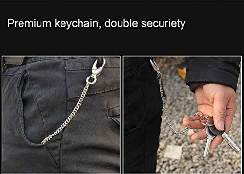 Liangery Wallet Chain, 바이커 트럭 용 오토바이 바지 Jean, S..
