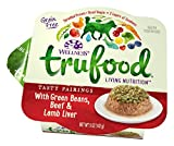 wellness cat canned 5oz - Wellness TruFood Tasty Pairings Natural Grain Free Wet Raw Dog Food, Green Beans, Beef & Lamb, 5-Ounce Cup (Pack of 24)