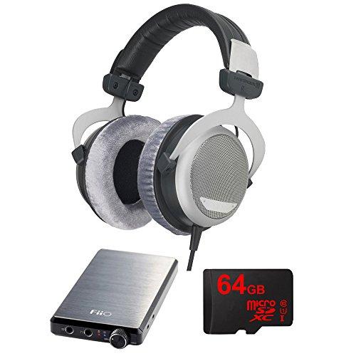 BeyerDynamic DT 880 Premium Headphones 250 OHM with Bundle