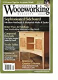 POPULAR WOOD WORKING MAGAZINE, APRIL, 2013 (15 PROVEN TIPS FOR ACCURATE WORK)