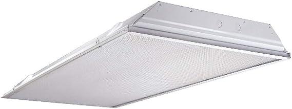 38W LED Recessed Troffer 4800 lm 4000K