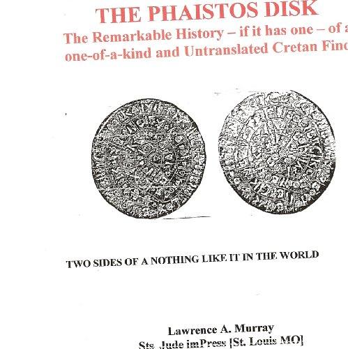 - THE PHAISTOS DISK