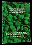 img - for Textures: A Photographic Album for Artists and Designers 112 Plates book / textbook / text book