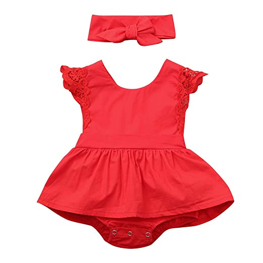 f8c707d51a8c9 Amazon.com: Dsood Baby Dresses, Baby Girl Summer Autumn Embroidered ...