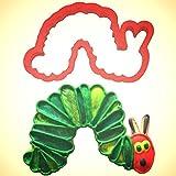 Caterpillar Cookie Cutter 5 in