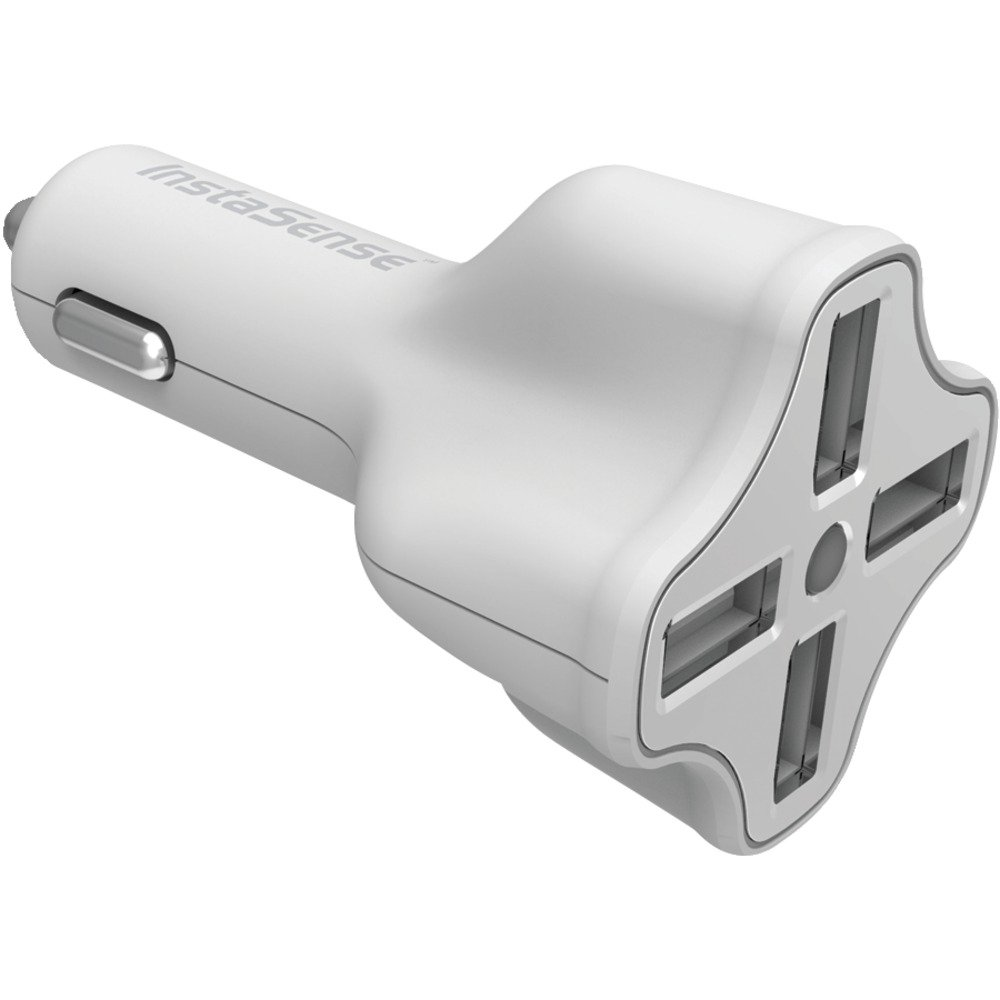 DIGIPOWER PC-406I InstaSense(TM) 4-Port 6.2-Amp USB Car Charger electronic consumer