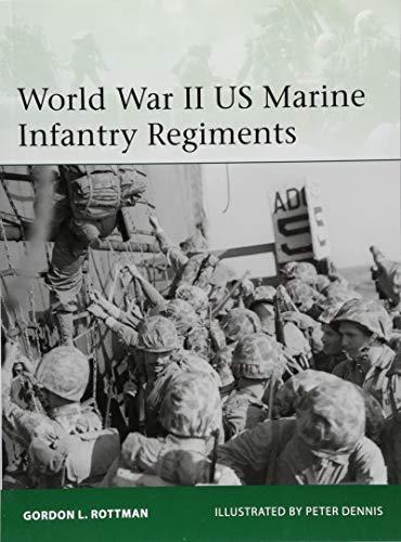 World War II US Marine Infantry Regiments (Elite)