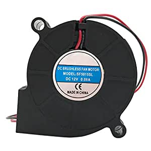 5CM SF5015SL SF5015SM DC Brushless Fan Motor DC 12V 0.06A Humidifier Server Cooling Fans 505015MM