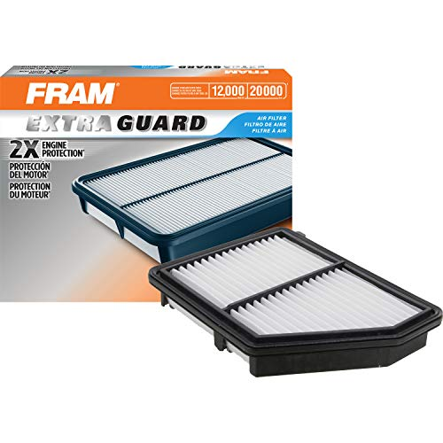 FRAM CA12051 Extra Guard Rigid Rectangular Panel Air Filter