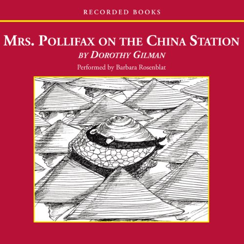 Mrs. Pollifax on the China Station cover