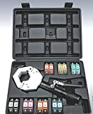 (US) Kohstar 71500 Hydraulic A/C crimping tool Hydra-crimp for Barbed and Beaded Hose Fittings, high quality