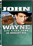 JOHN WAYNE: AN INNOCENT MAN - DVD JOHN W