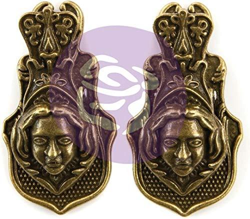 viktorianisches Gesicht Prima Marketing 964917 Prima Art Tagesplaner Metallclips 2 St/ück