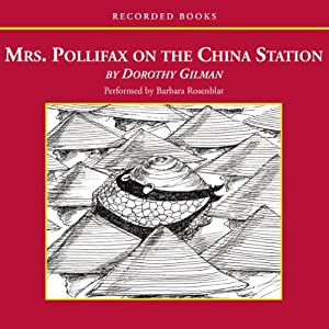 Mrs. Pollifax on the China Station Hörbuch