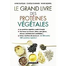 Le grand livre des protéines végétales (SANTE/FORME)