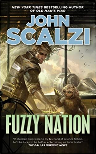 Book Fuzzy Nation