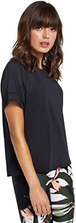Rockwear Activewear Women's Autumn Haze Active Tee from Size 4-18 for T-Shirt Tops