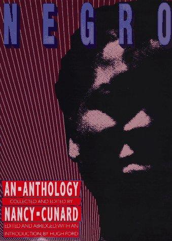Negro: An Anthology