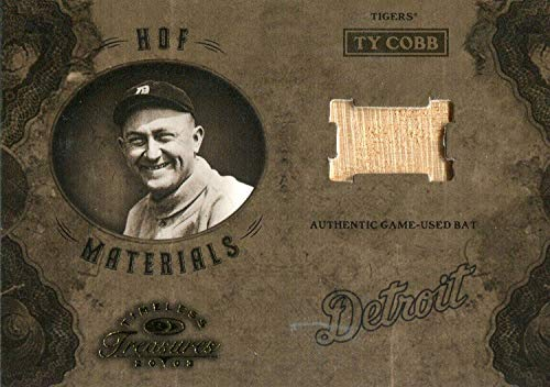 Ty Cobb 2003 Donruss Timeless Treasures Bat -