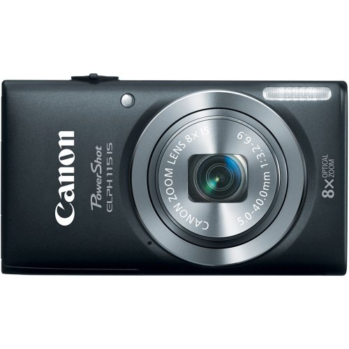 Canon PowerShot ELPH 115 IS  Digital Camera