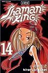 Shaman King, tome 14 : La princesse des tortures par Takei