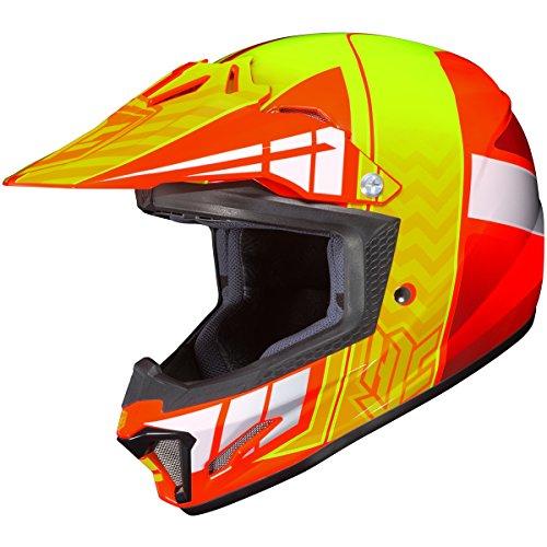 HJC Cross Up Boys CL-XY 2 Off-Road Motorcycle Helmet - MC-6 / X-Large