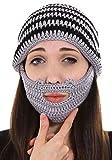 Simplicity Women / Men's Beard Beanie Mustache Mask - Best Reviews Guide