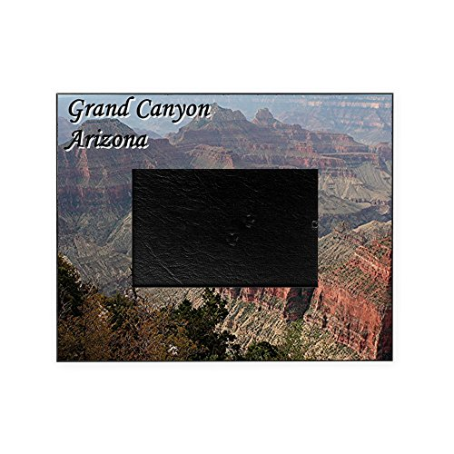 CafePress - Grand Canyon, Arizona 2 (With Captio - Decorative 8x10 Picture Frame