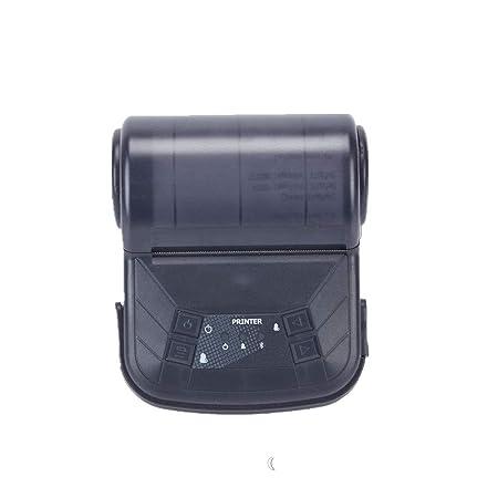 QWERTOUY Mini Bluetooth 80mm Impresora de Punto de Venta ...