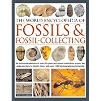 The World Encyclopedia of Fossils and Fossil Collecting: An Illustrated Reference to Over 400 Plant and Animal Fossils from Around the Globe and How ... Them, with Over 1000 Photographs and Artworks