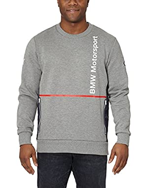 Men's BMW Motorsport Crew Neck Sweatshirt