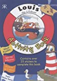 Louis the Lifeboat Activity Sticker Book, Gordon Volke, 1841611204