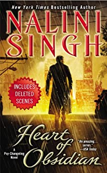 Heart of Obsidian: A Psy-Changeling Novel (Psy/Changeling Series Book 12) by [Singh, Nalini]