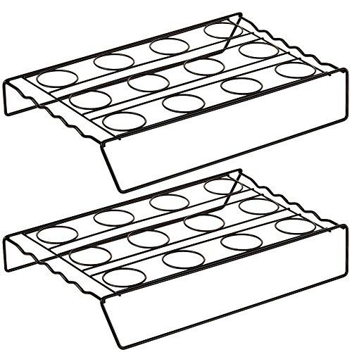 Cupcake Cone Baking Rack Dishwasher Safe Non-Stick Cooking Unit Set of 2 Kitchen
