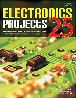 Amazon.in: Buy Electronics Projects Volume 25 Book Online at Low ...