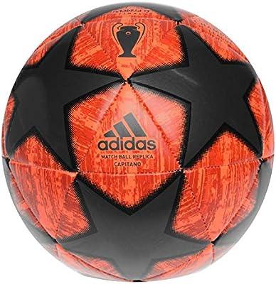 adidas Champions League 2019 Balón de Fútbol, Hombre (Naranja ...