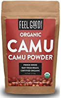 Certified Organic Camu Camu Powder (Myrciaria Dubia)  The berries of camu camu, a small riverside shrub native to Brazil and Peru, are packed with more vitamin C than any other plant in the world. Camu Camu berries, known for their immunity and anti-...