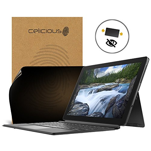 Celicious Privacy 2-Way Anti-Spy Filter Screen Protector Film Compatible with Dell Latitude 12 5290 (Touch) from Celicious