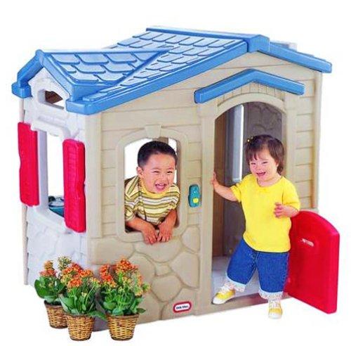 (Magic Doorbell Playhouse)