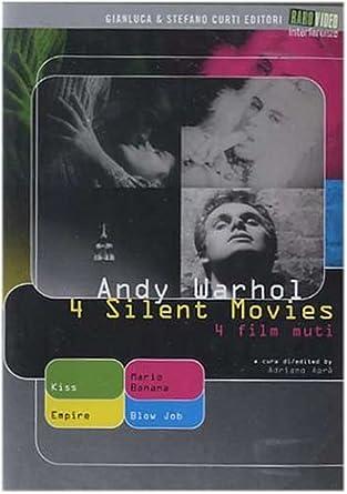 Blow Job Warhol