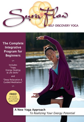 (Sura Flow Yoga: Complete Beginners Program ''Energy Healing, Yoga & Meditation'')