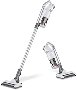 Cliiini-A Vaccums Cleaner, Household Hand-held Wireless Vacuum Cleaner, 8000pa Large Suction Quadruple Filter Vacuum Cleaner, Long-Lasting Battery Life One-Click Dust Cleaner