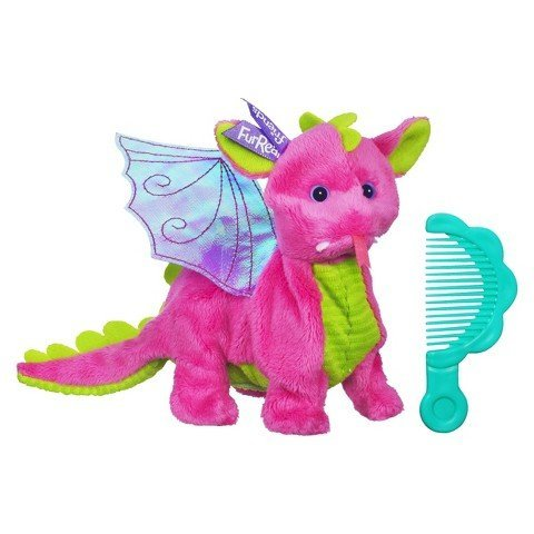 FurReal Friends Fantasy Collection: Skyheart My Walkin' Dragon Pet TRG from Home Comforts