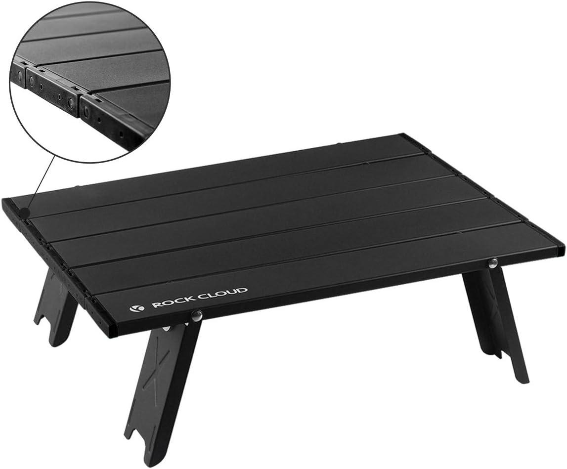 Rock Cloud Folding Beach Table Aluminum Portable Camping Table Ultralight