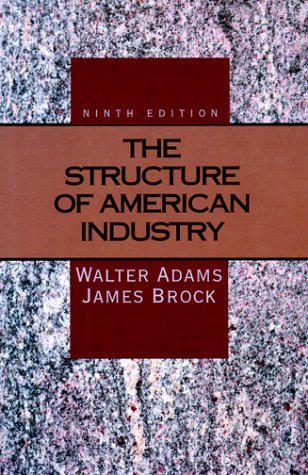 Structure of American Industry, The