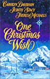 img - for One Christmas Wish book / textbook / text book