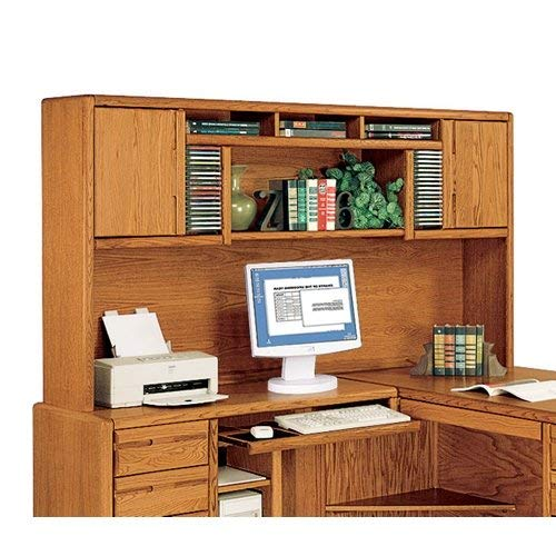 Martin Furniture Contemporary Deluxe Hutch, Fully Assembled